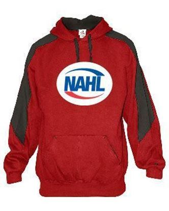 Picture of Official NAHL Badger Saber Hooded Fleece Hoodie