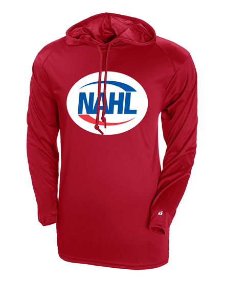 Picture of Official NAHL Badger Performance Hoodie