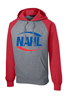 Picture of Official NAHL SportTek Ringspun Hoodie
